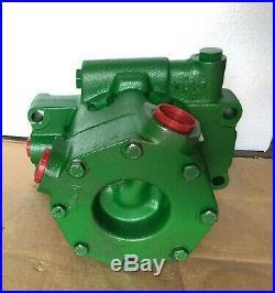 (1) Hydraulic Pump for John Deere Tractors 1020, 1520, 1530, 2020, 2030, 2040 +