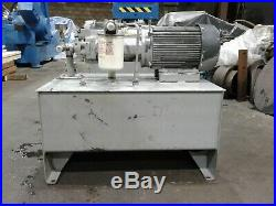 10 Hp 3 Phase Hydraulic Power Pack 3,050 PSI Suitable for Baler, Test Bench etc