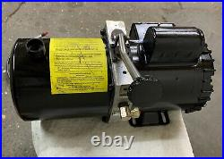 120/220 Volt Hydraulic Pump Motor/Cylinder & Pump for Car Wheel Lift Model 6000
