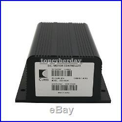 1253-8001 Hydraulic Pump Motor Controller DC 80V 600A 0-5k/5k-0/0-5V for CURTIS
