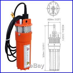 12V DC Water pump System With 100W Poly Solar Panel for Aquarium/Irrigation