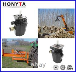 16GPM 2 stage Hi-Lo Pump log splitter hydraulic pump for woody equipment, New