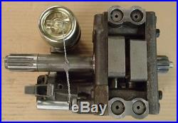 184472V93 Hydraulic Lift Pump for Massey Ferguson Tractor 35 50 65 253 TO35