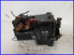 1978 Mercury 90hp 115hp Outboard motor 6cyl Tilt & Trim Hydraulic Pump for Parts