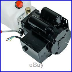 2.2 KW 2750PSI 3HP Car Lift Hydraulic Power Pump Pressure for Trailer Truck RV