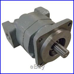 257953A1 Backhoe Double Hydraulic Pump for Case 580L Series 2 Made in USA