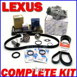 3.0L Complete Timing Belt Water Pump Kit for SC300 & GS300 and NON TURBO Supra