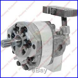 30-3062449 Hydraulic Pump for OLIVER Tractor 1600 1650 1750 1800 1850 1950 2-70