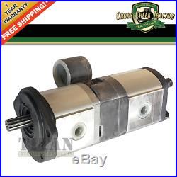 3816910M91 NEW Tandem Hydraulic Pump for MASSEY FERGUSON 4200, 4215, 4220, 4225+