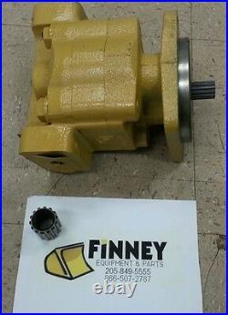 450J 550J 650J Hydraulic Pump for JOHN DEERE Dozer AT224355 AT209862 Crawler NEW