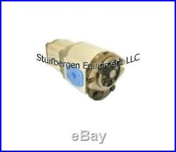 6675661 New Hydraulic Gear Pump Hi-Flow for Bobcat 863G 873G Skid Steer