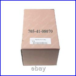 705-41-08070 7054108070 Hydraulic Pump ASS'Y For Komatsu PC15-3 PC10-7 PC20-7