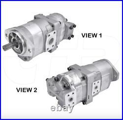 705-51-20240 New Hydraulic Pump ASS'Y For Komatsu WA250-1 WA250-1LC Wheel Loader