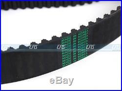 99-06 For Hyundai Kia 2.4L Timing Belt V-Belt Hydraulic Tensioner Water Pump Kit