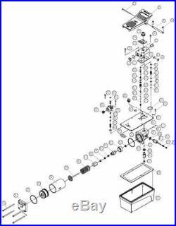 Air Operated Hi Pressure Hydraulic Pump for Fleet Hydraulic Maintenance10000psi