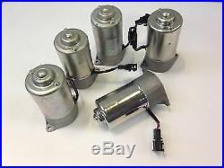 Audi A4 Cabriolet Convertible Roof Pump Motor 2002-2009 incl Repair Kit & Oil