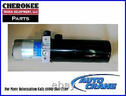 Auto Crane 320335000, Hydraulic Pump & Reservoir (Power Unit) for 3203P Series