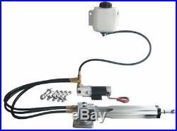Autopilot Hydraulic Steering System Drive Cylinder & Pump For Simrad & Raymarine