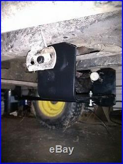 Belly Mount Bracket & Rod for Hydraulic Pump for John Deere 30 Hydraulic Tiller