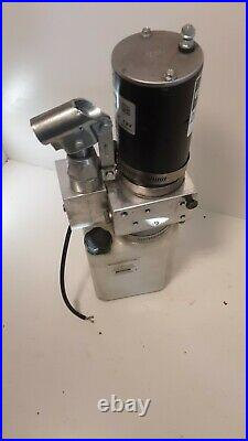 Braun Wheel Chair Lift Hydraulic Pump Assembly And Motor For NCL10001B3351-2