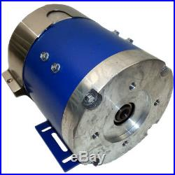 Car Hauler Parts Electric Hydraulic Pump Motor -OK FOR OUTDOOR USE