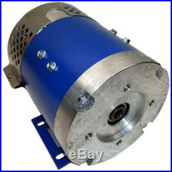 Car Hauler Parts Electric Hydraulic Ventilated Pump Motor -NOT FOR OUTDOOR USE