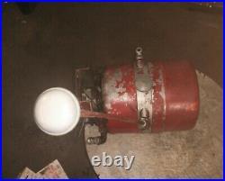 Char-lynn Tractor Pto Hydraulic Pump Hi-lo-pac ihc set up for farmall C SC