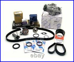 Complete Timing Belt + Water Pump Belts Thermostat Kit + for Lexus IS300/GS300