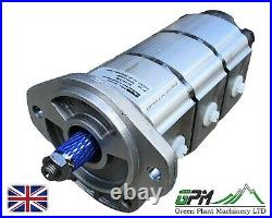 Csp Hydraulic Pump For Jcb Mini Digger 8014, 8015, 8016, 8017, 8018 20/917100