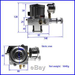 DC 12V Brushless Hydraulic Power Unit Gear Oil Pump for Excavator Dumper Trailer