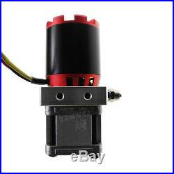 DC12V Hydraulic Oil Pump With Brushless DC Motor for Model Excavator TAMIYA Dumper