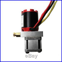 DC12V Hydraulic Oil Pump With Brushless DC Motor for Model Excavator TAMIYA Dumper
