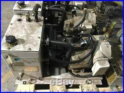 Daikin Oil Hydraulic Unit Y4 92023 For Cnc MILL Lathe Small Portable