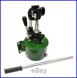 Double Acting 20cc Hydraulic Hand Pump with Tank D/A Valve for D/A Cylinder