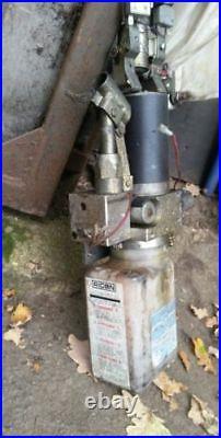 Dyna Jack M269-029-02j01 Hydraulic Pump Unit For Ricon Wheelchair Lift Gate 72