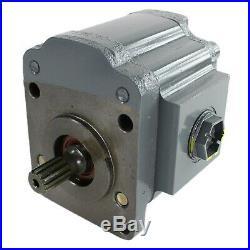 E-LVA10915 Hydraulic Pump for John Deere 110 Backhoe Loader