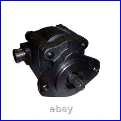 E7NN600CA Hydraulic Pump For Fits Ford Backhoe 445 340 340A 340B 445 445A