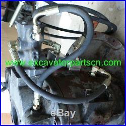 Ex120-2 Ex120-3 Conversion Kit For Hitachi Excavator Hpv091 Hydraulic Pump Deere