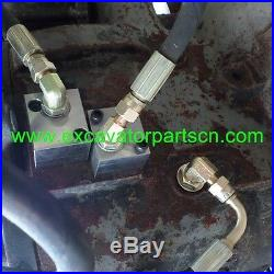 Ex200-2 Ex200-3 Conversion Kit For Hitachi Excavator Hpv091 Hydraulic Pump Deere