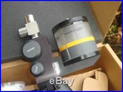 Fluke 700HTP-1 10000psi 690Bar Hydraulic Test Pump For Pressure Gauge Calibrator