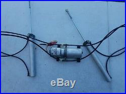 For 00 CHRYSLER SEBRING CONVERTIBLE TOP HYDRAULIC 04658514AE MOTOR PUMP