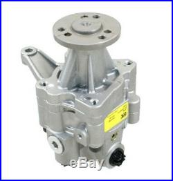 For BMW E34 E39 530i 540i No Self Leveling Hydraulic Power Steering Pump P/S LUK