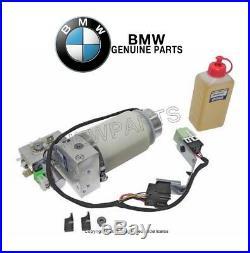 For BMW E46 325Ci 330Ci M3 00-06 Hydraulic Pump for Convertible Top Genuine