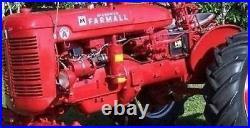 For Farmall HYDRAULIC PUMP 360689R91360945R92 C SUPER A AV C 100 130 140 200