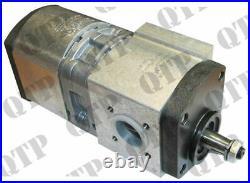 For Massey Ferguson 3797116M2 Hydraulic Pump 52 62 64 Twin Flow Bosch 5400 Serie