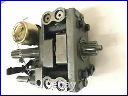 For Massey Ferguson Hydraulic Pump 35 50 65 202 204 205 184472V93 180473M93