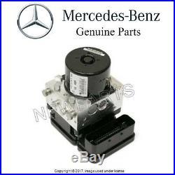 For Mercedes C216 CL W221 S Brake Pressure Regulator ABS Pump Hydraulic Genuine