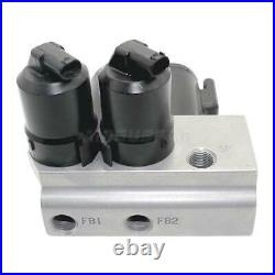 For Mercedes W220 R230 SL500 C215 S600 ABC Hydraulic Suspension Pump Valve Block