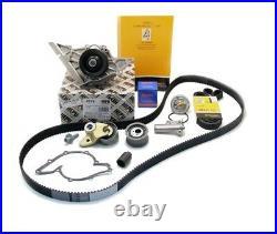 For VW Touareg 2004-2007 4.2 Liter V8 Complete Timing Belt Water Pump Kit OEM