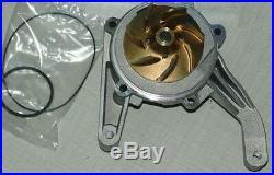 Gates Cam Timing Belt Kit + Water Pump Jeep Cherokee Kj 2001-2008 2.5 2.8 Crd